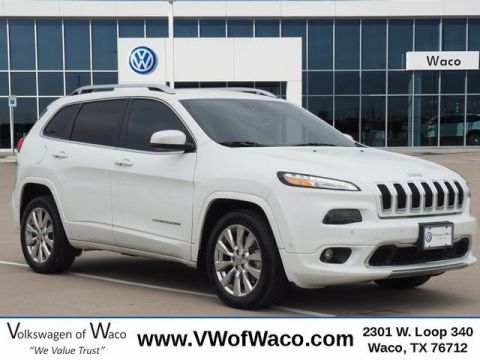 Pre-Owned 2016 Jeep Cherokee Overland FWD 4D Sport Utility