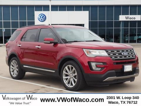 Pre-Owned 2016 Ford Explorer Limited FWD 4D Sport Utility
