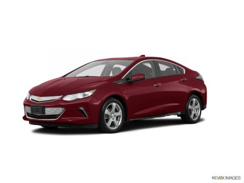 Pre-Owned 2017 Chevrolet Volt LT FWD 4D Hatchback