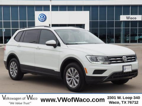 New 2020 Volkswagen Tiguan S with 4MOTION® AWD AWD 2.0T S 4Motion 4dr SUV