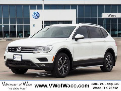 2019 Volkswagen Tiguan SEL with 4MOTION®