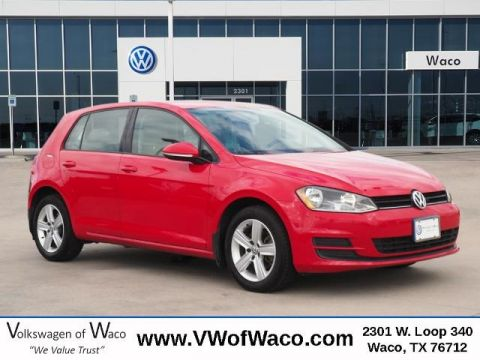 2015 Volkswagen Golf TDI S 4-Door