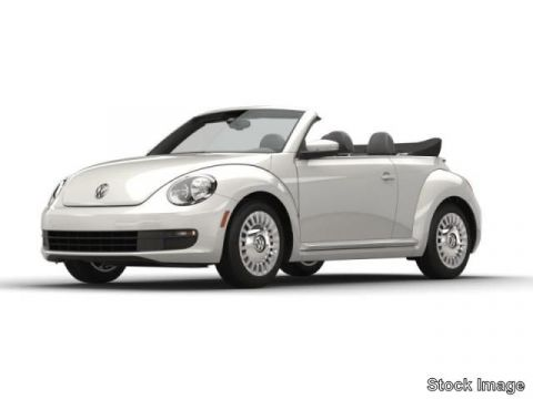 Certified Pre-Owned 2019 Volkswagen Beetle Convertible 2.0T Final Edition SE FWD 2D Convertible
