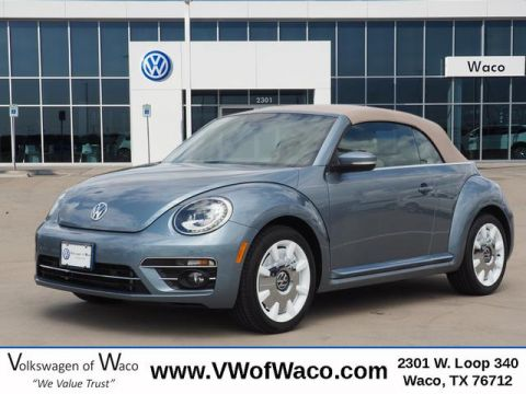 New 2019 Volkswagen Beetle 2.0T Final Edition SEL FWD 2.0T Final Edition SEL 2dr Convertible
