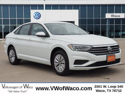 Certified Pre-Owned 2020 Volkswagen Jetta 1.4T S FWD 4D Sedan