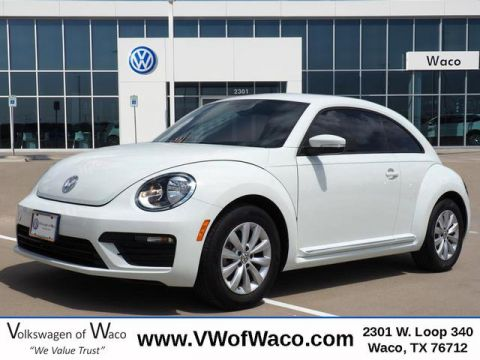 New 2019 Volkswagen Beetle S FWD 2.0T S 2dr Coupe