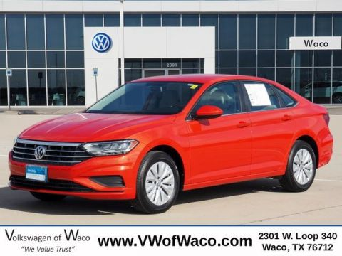 Pre-Owned 2019 Volkswagen Jetta 1.4T S FWD 4D Sedan