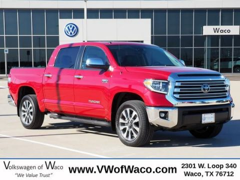 Pre-Owned 2018 Toyota Tundra Limited 4WD 4D CrewMax